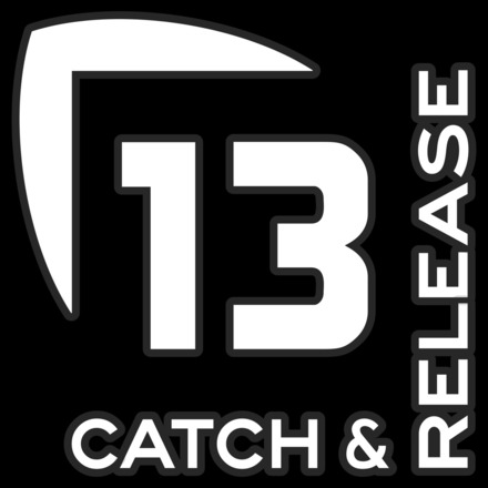 13 Fishing Catch And Release Decal Kabele S Trading Post
