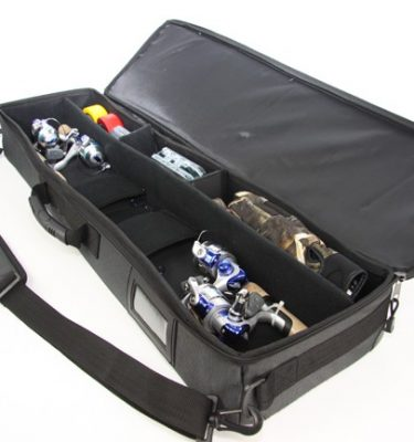 Rod bags and cases kabele 39 s trading post for Ice fishing pole case