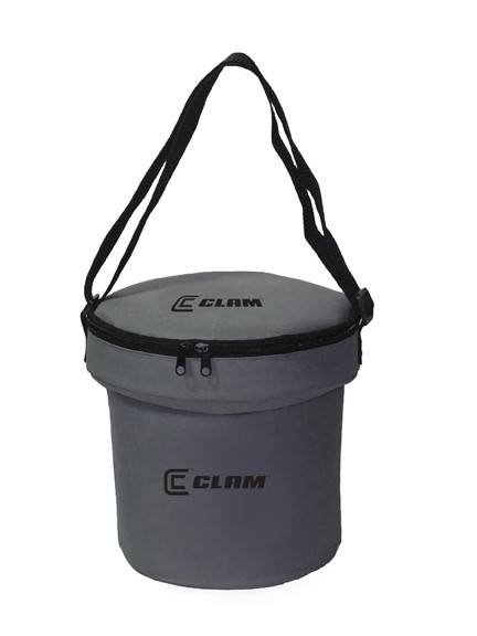 Clam bait bucket kabele 39 s trading post for Ice fishing bucket