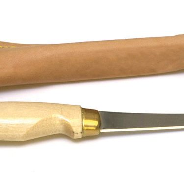 Eagle Claw Wood Handle Fillet Knife with Sheath 6.99