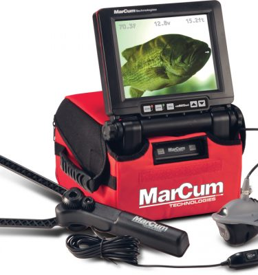 Marcum vs485c underwater viewing camera kabele 39 s trading for Marcum ice fishing