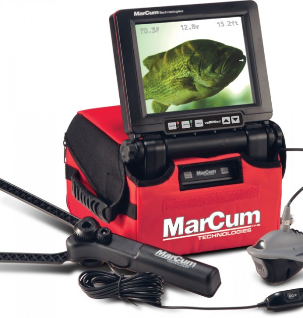 Marcum vs825sd kabele 39 s trading post for Marcum ice fishing