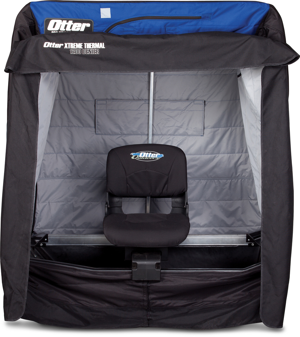 Otter xt pro cottage item cannot be shipped free for Otter ice fishing