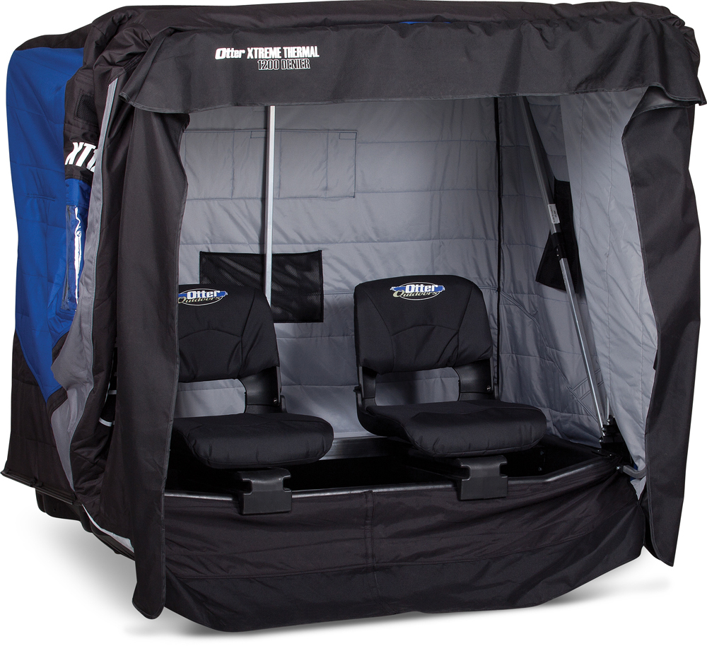 Otter xt pro cabin item cannot be shipped free assembly for Otter ice fishing