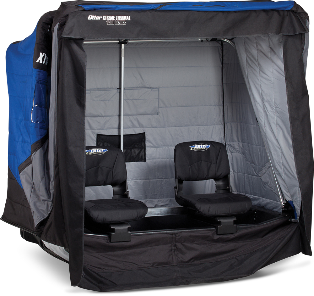 Otter xt pro lodge item cannot be shipped free assembly for Otter ice fishing
