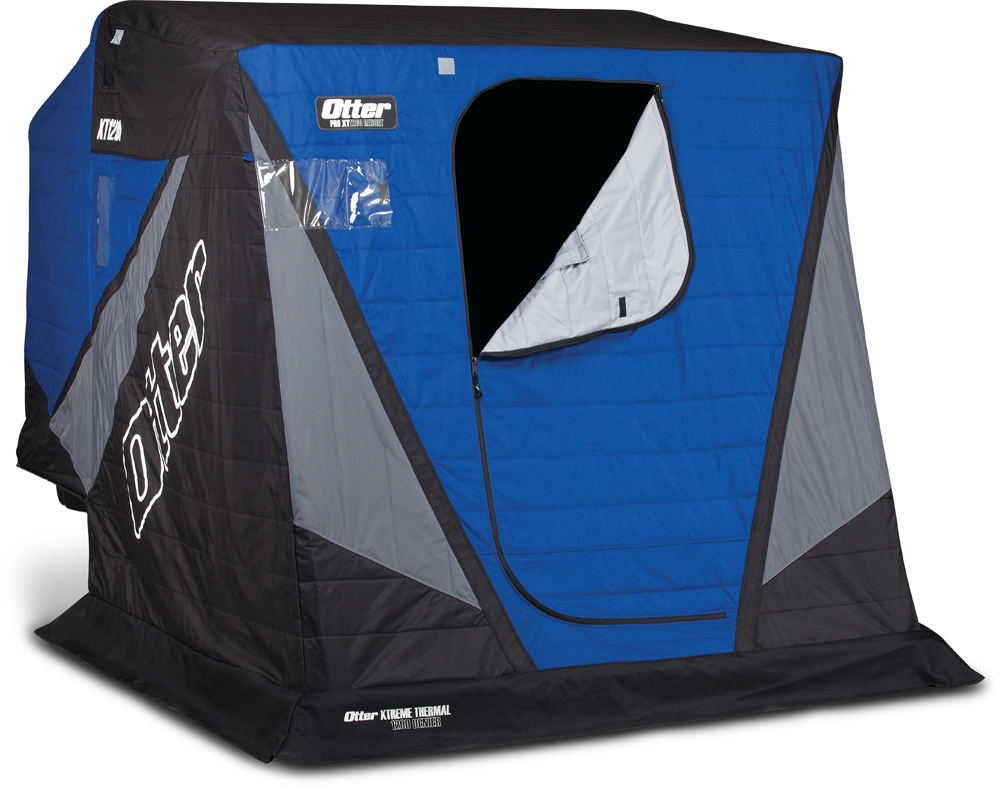 Otter xt pro resort item cannot be shipped free assembly for Otter ice fishing