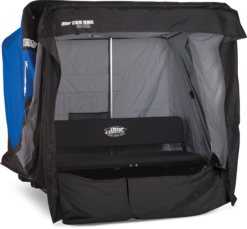 Otter xt lodge item cannot be shipped free assembly for Otter ice fishing