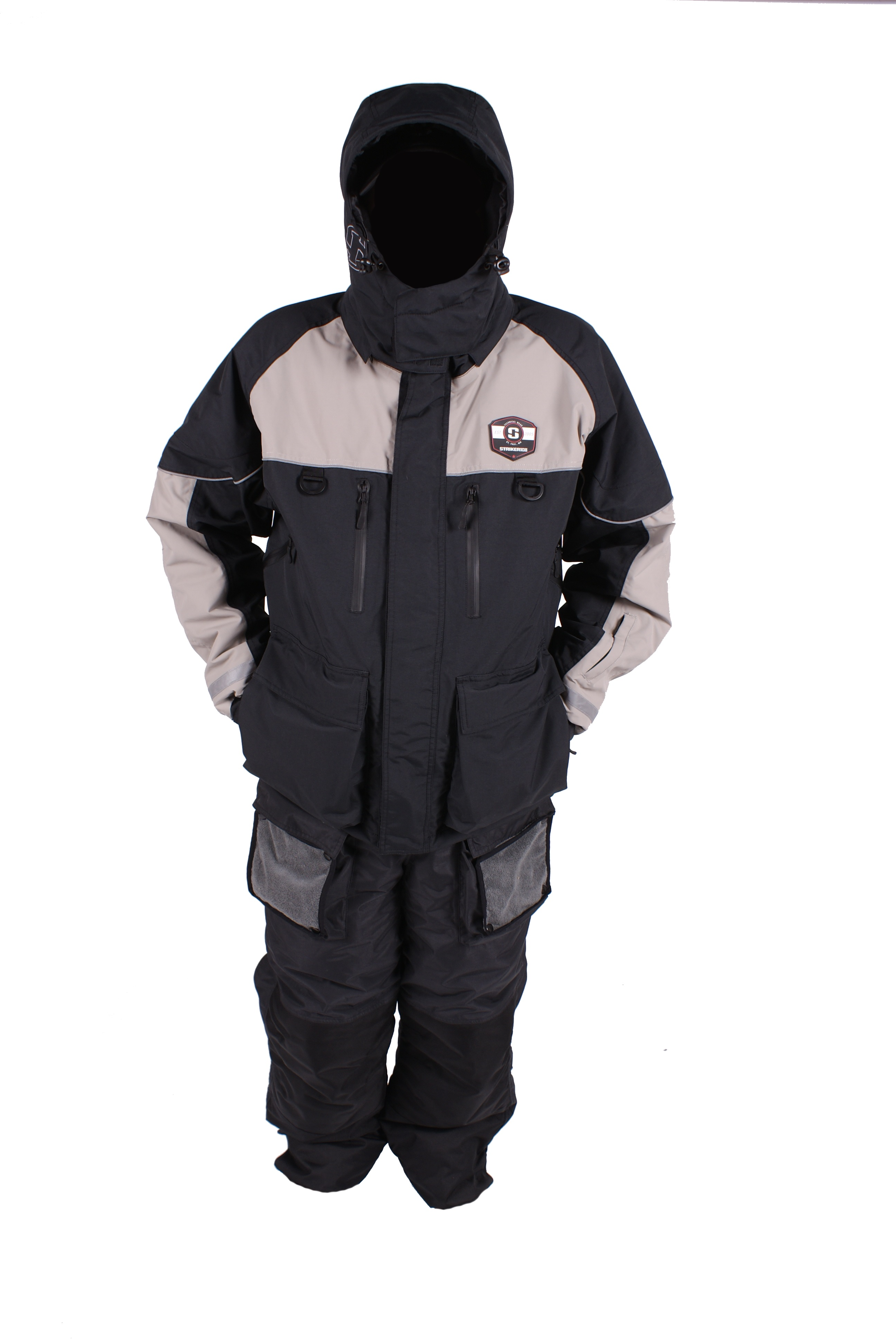Striker ice climate suit kabele 39 s trading post for Ice fishing suits