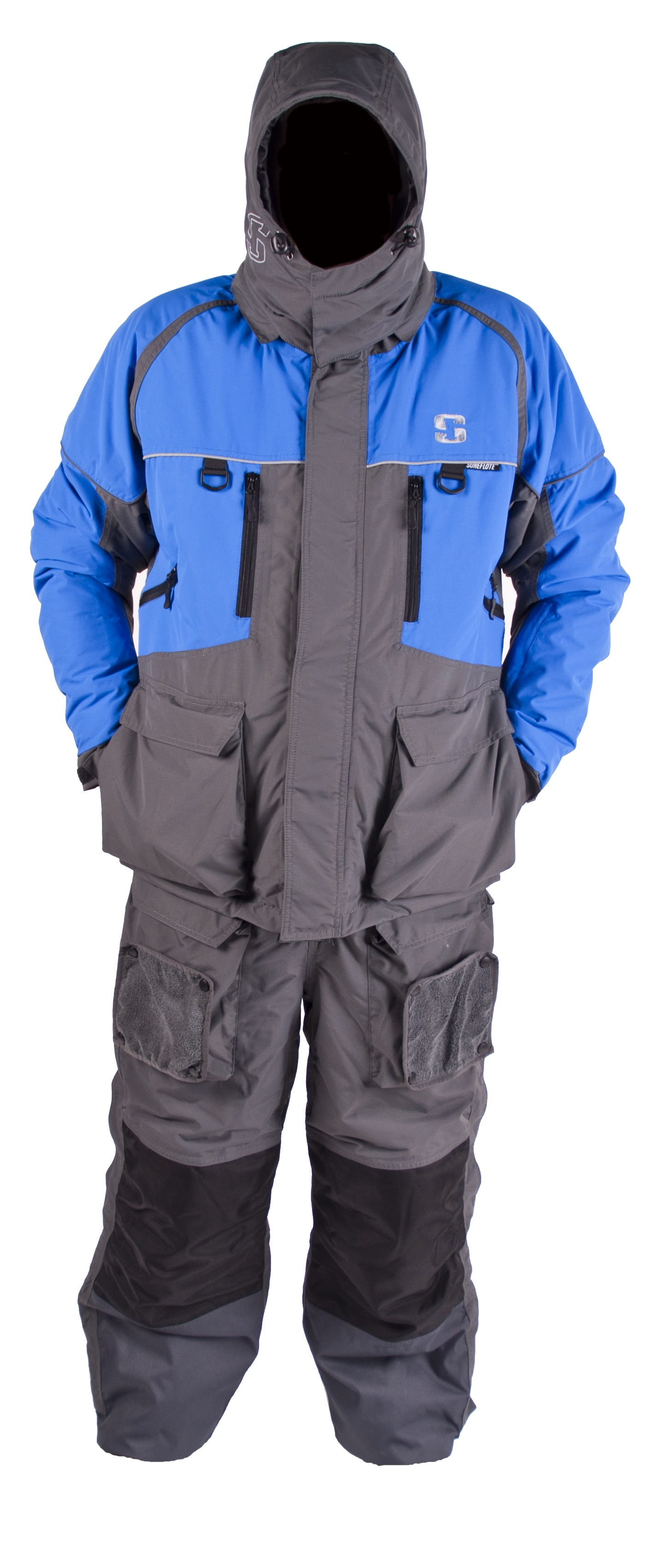 Striker ice predator suit kabele 39 s trading post for Ice fishing bibs and jacket