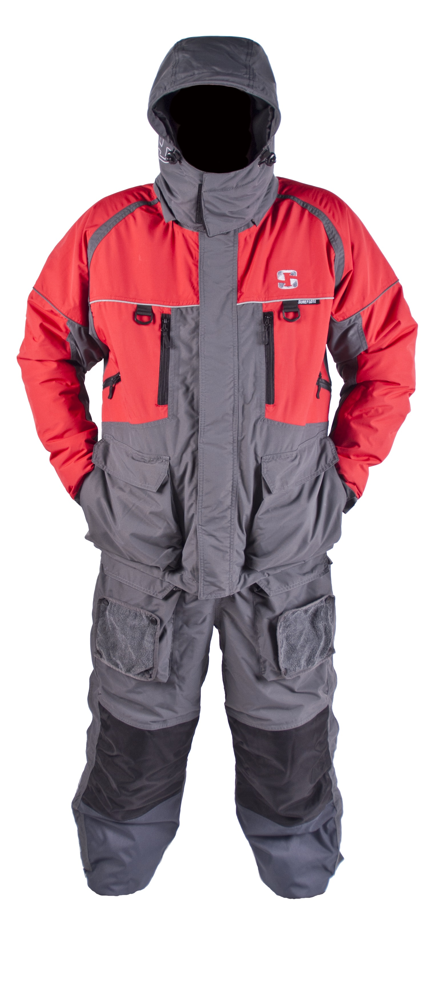 Striker ice predator suit kabele 39 s trading post for Ice fishing suits