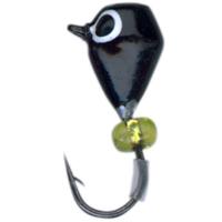 Custom Jigs & Spins Diamond Jig Black