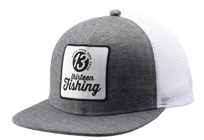 13 fishing silver fox snap back kabele 39 s trading post for 13 fishing apparel