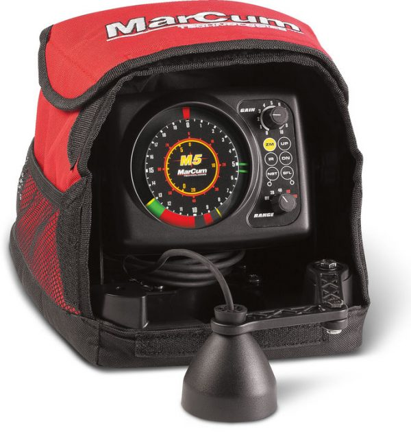 Marcum m5 kabele 39 s trading post for Ice fishing flashers for sale